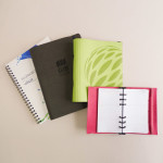 Note book, Jornal , and organiser made in NZ